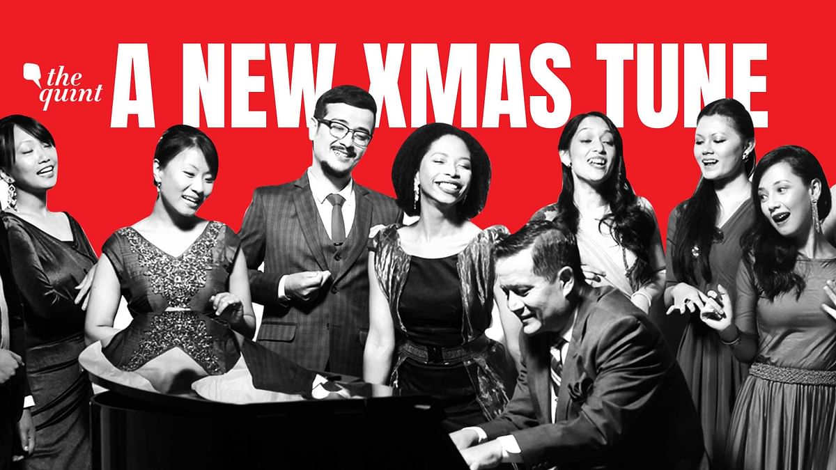 'Come Home Christmas' – Shillong Chamber Choir's New Festive Tune