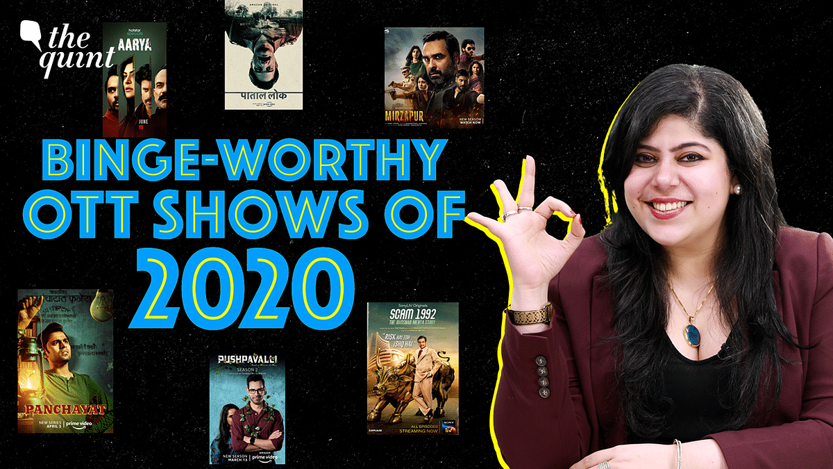 The Best & Worst OTT Films and Shows of 2020
