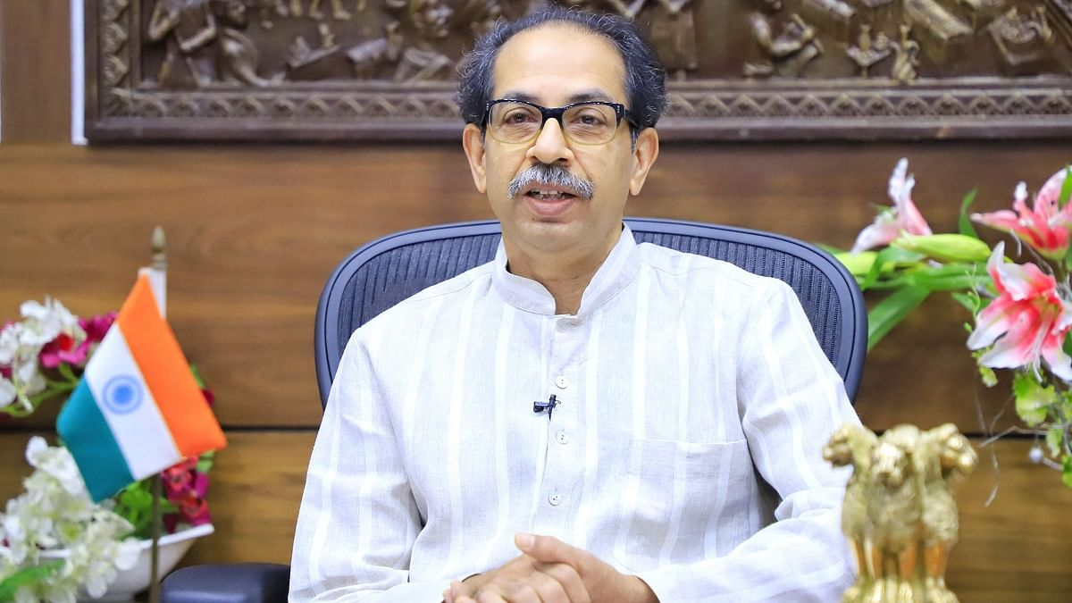 'Wearing Masks Mandatory for Next 6 Months': CM Uddhav Thackeray