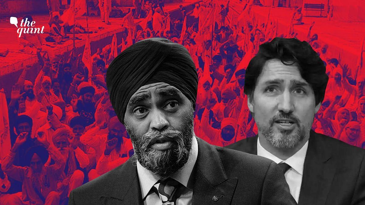 'Will Defend Right to Protest':  Canada PM Trudeau Backs Farmers