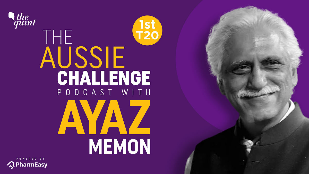 On Episode 4 of The Aussie Challenge Podcast With Ayaz Memon, we discuss India's 11 run victory over Australia in the T20I series opener at Canberra.
