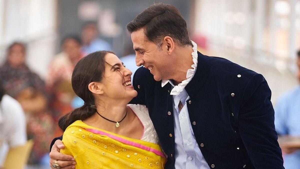Akshay, Sara Share First Look of Aanand L Rai's 'Atrangi Re'