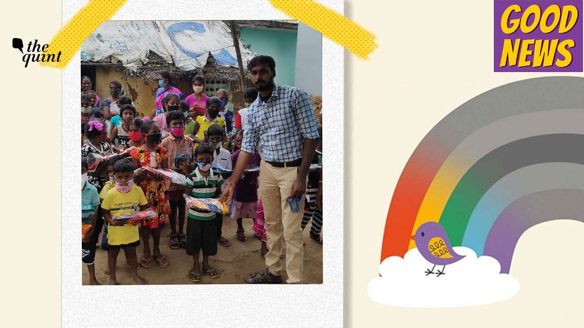 My 2020 Good News: Got the Opportunity to Help Needy in Tamil Nadu