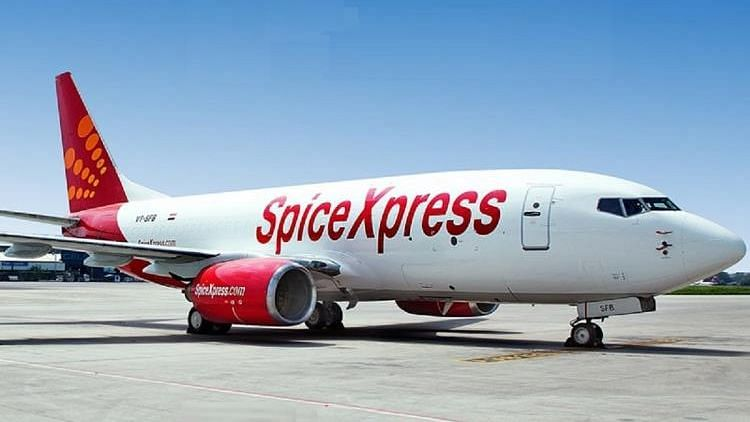 SpiceJet Ties Up With GMR Hyderabad Air Cargo For Vaccine Delivery