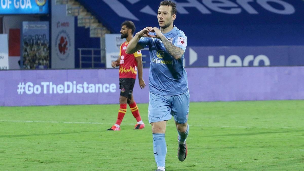 Le Fondre, Boumous Take Mumbai City to 3-0 Win Over East Bengal