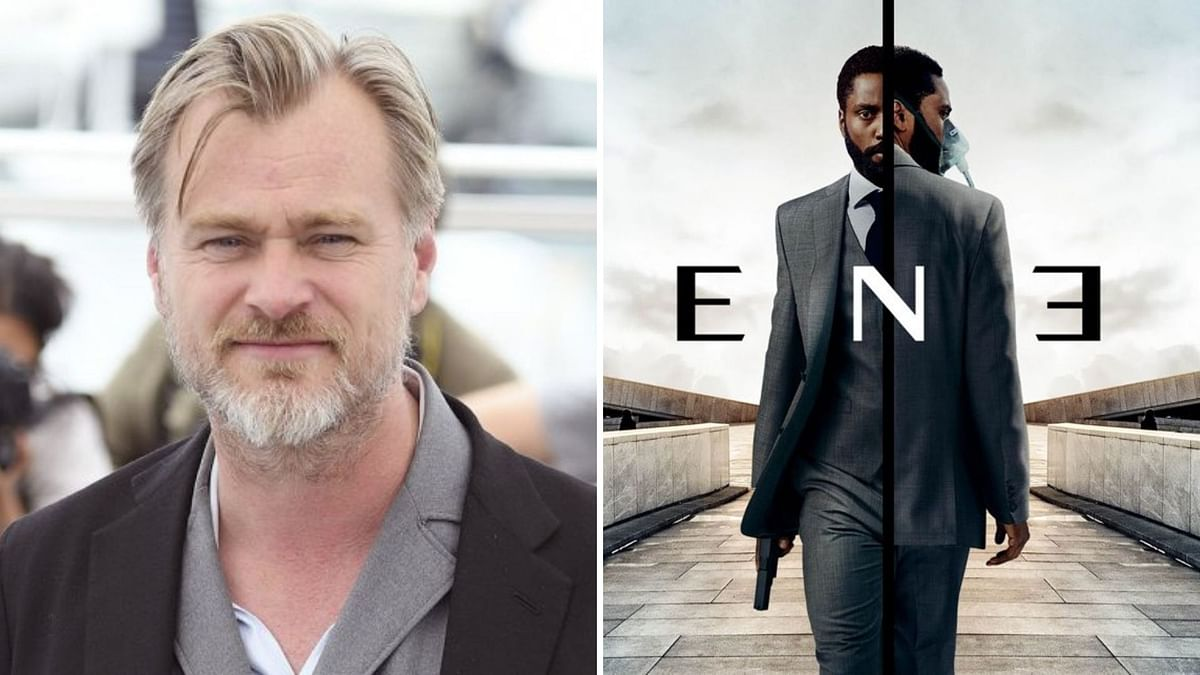 Christopher Nolan on shooting Tenet in India.