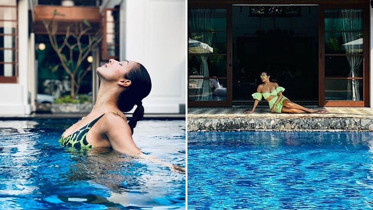 Pics: Malaika Arora Bids Adieu to 2020 from Goa