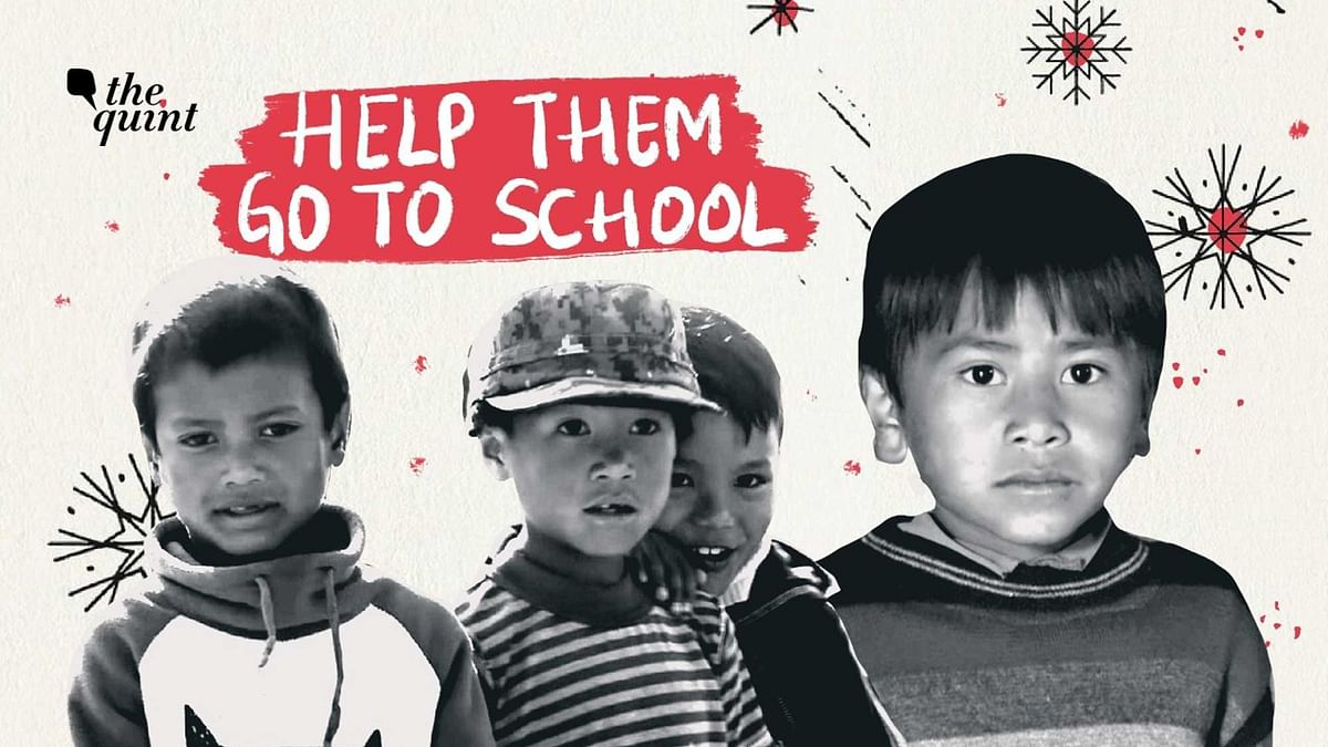 This Christmas, Help These Kids in Meghalaya Get Back to School