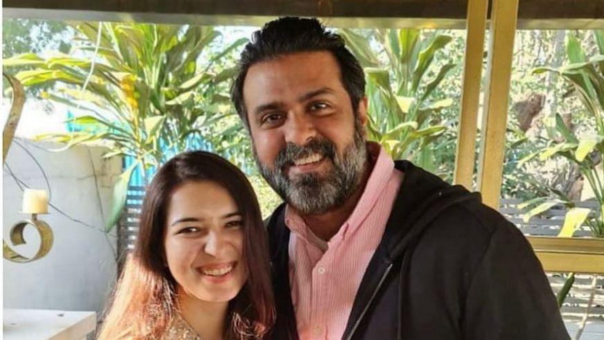 Harman Baweja and Sasha Ramchandani.