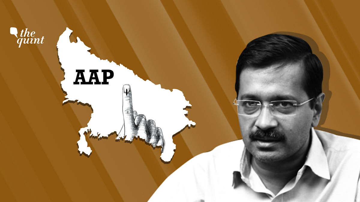 AAP's UP Mission Part of Its Aim To Be a National Party by 2022