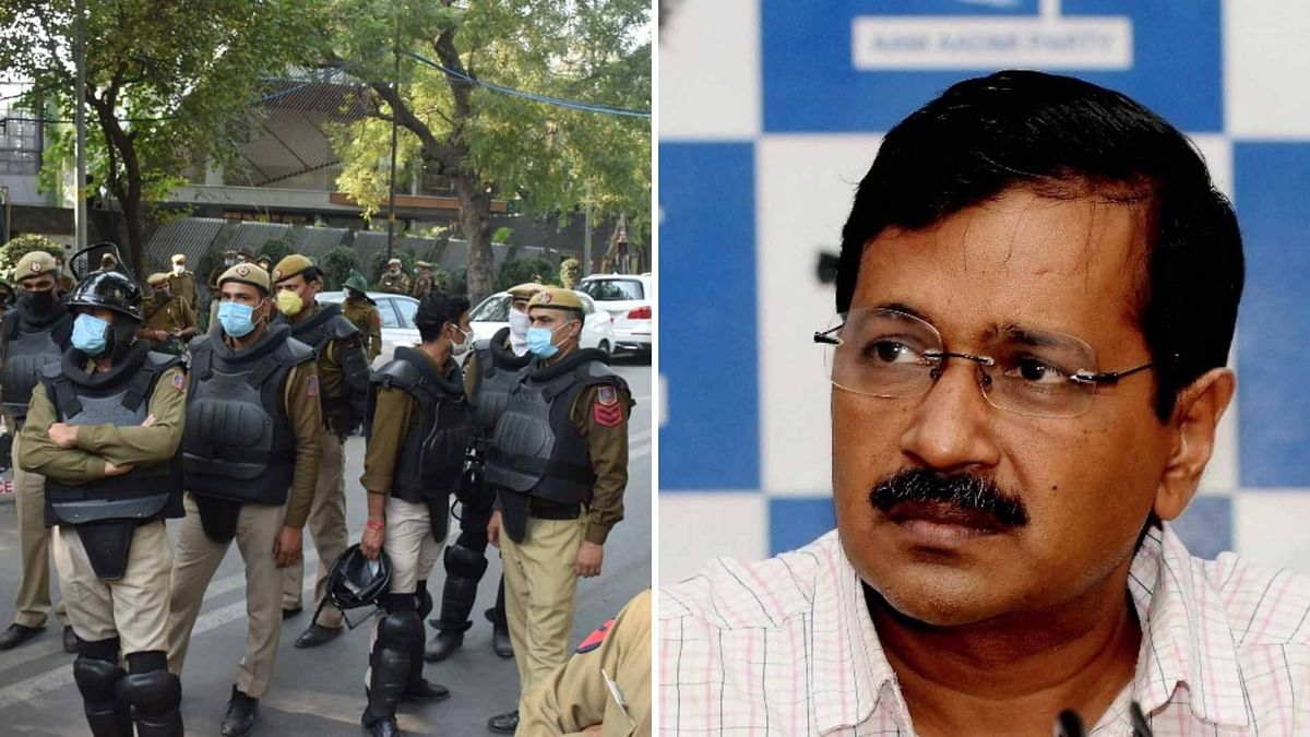 'Would Have Gone to Support Farmers If I Wasn't Stopped': Kejriwal