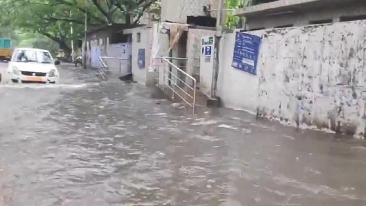 Cyclone Burevi: Low-Lying, Suburban Areas In Chennai Inundated