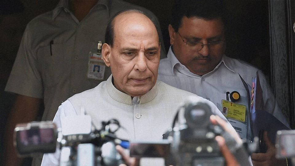'We Bow Our Heads': Rajnath Rejects 'Khalistani' Tag for Farmers