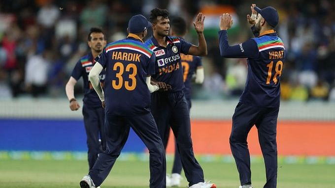 Report Card: Kohli, Natarajan, Hardik Star as India Win T20 Series