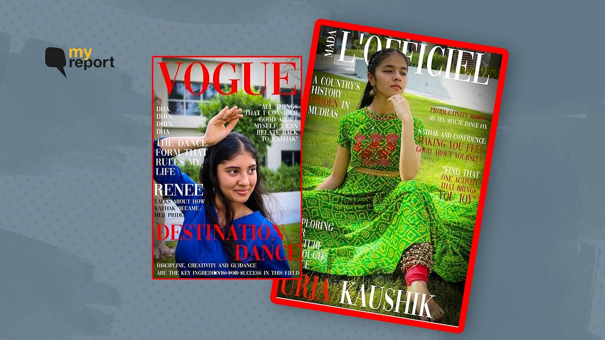 Here's Our 'Vogue Challenge': Focus on Women's Talents, Not Beauty