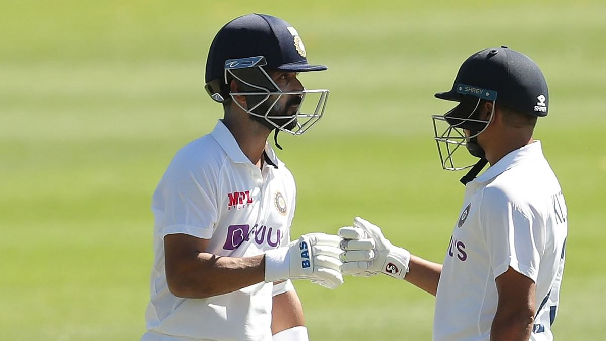 Rahane Starts Aus Tour With a Century on Day 1 of Warm-Up Game