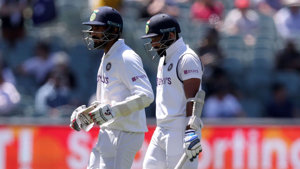 India were bowled out for 244 on Day 2.