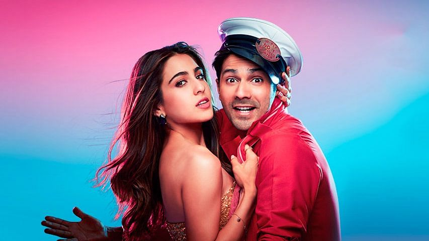 Review: 'Coolie No 1' Doesn't Score on Humour, Story or Acting