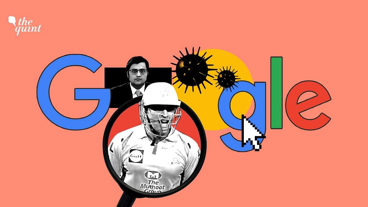 Google Trends 2020 India