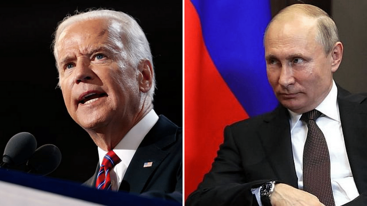 Russian Prez Putin Congratulates Joe Biden on Winning US Elections