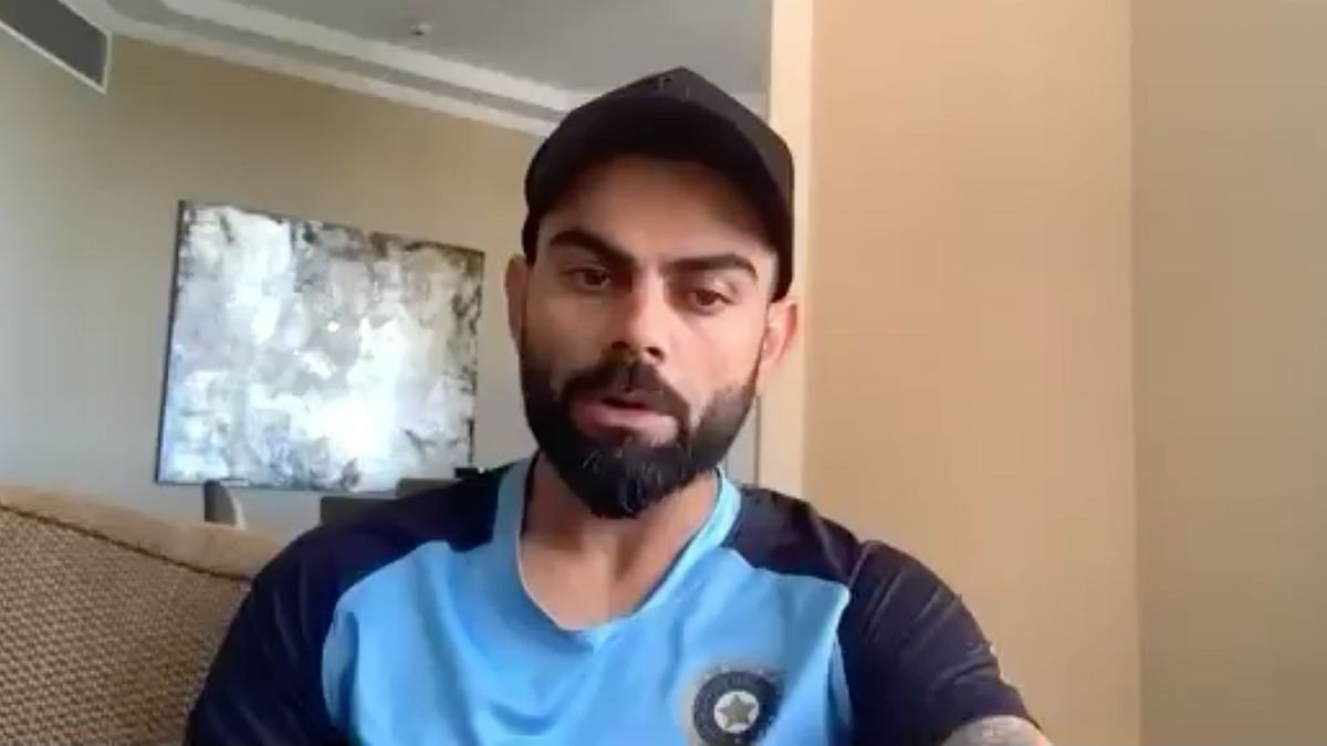 My Personality & Character a Representation of New India: Virat