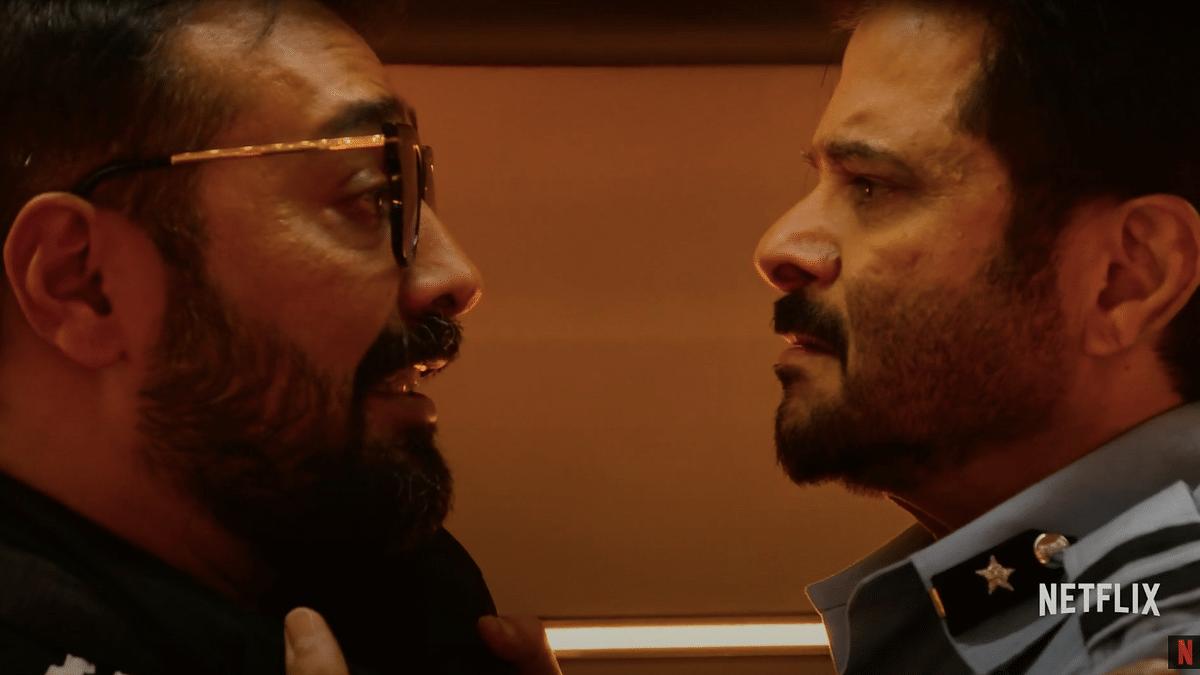 Watch Anil Kapoor vs Anurag Kashyap In 'AK vs AK' Trailer