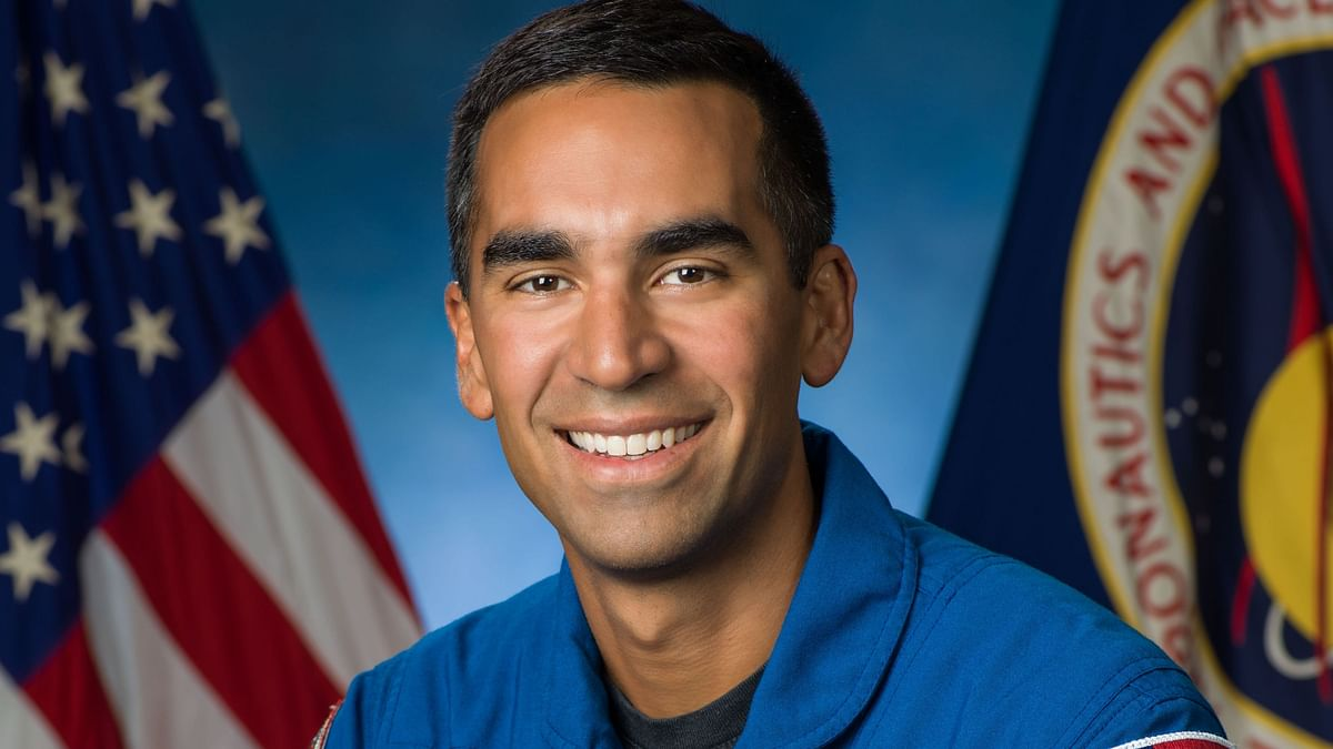 Chari, a colonel in the US Air Force, joined the astronaut corps in 2017.