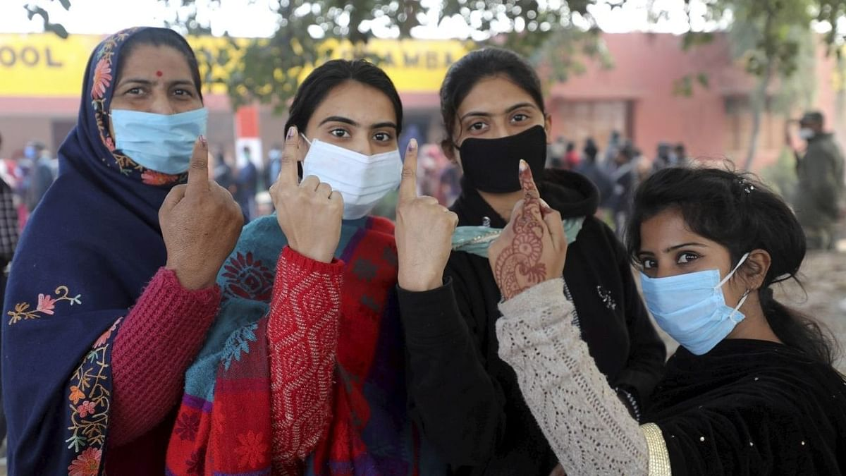 50.53% Votes Recorded in the Third Phase of J&K's DDC Polls