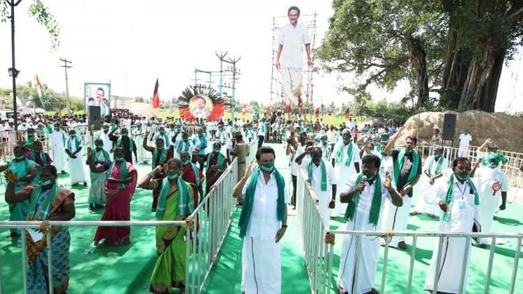 TN Assembly Polls: MK Stalin Launches 'WeRejectADMK' Campaign