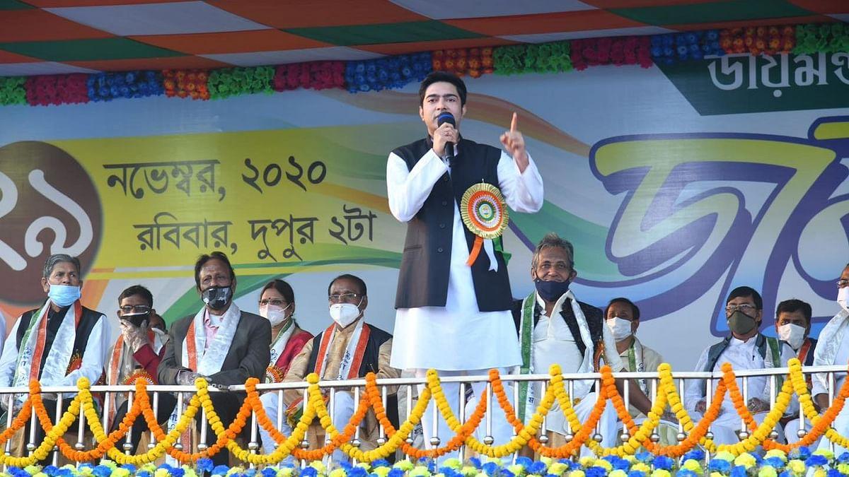 Mamata's Nephew Gets Notice For Calling BJP's Dilip Ghosh 'Gunda'