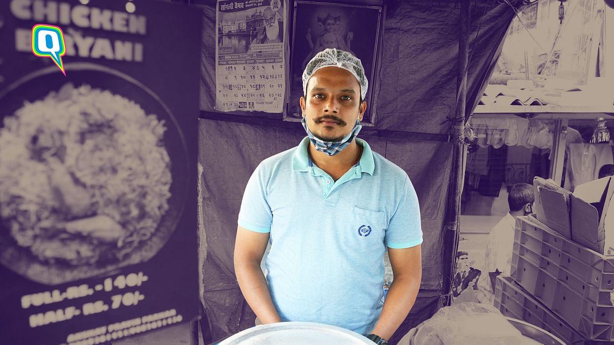 From Cruise Chef to Biryani Stall:  Akshay Parkar's Story of Hope