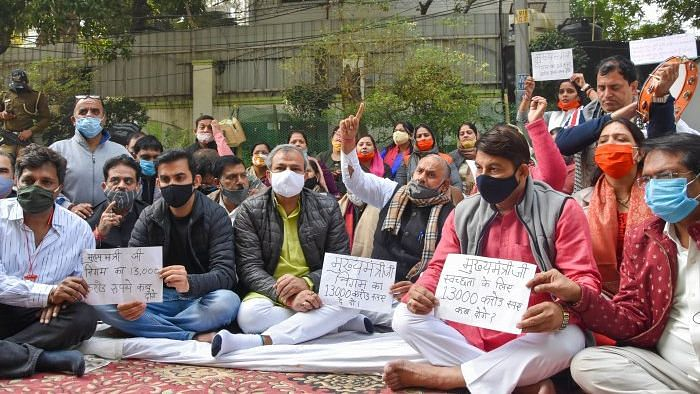 Shift Protesters From Outside CM's Residence: Delhi HC to Police