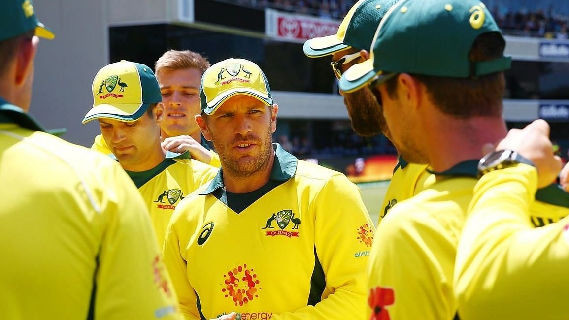 Australian limited-overs captain Aaron Finch plays down the issue of Chahal coming in as a concussion substitute for Jadeja.