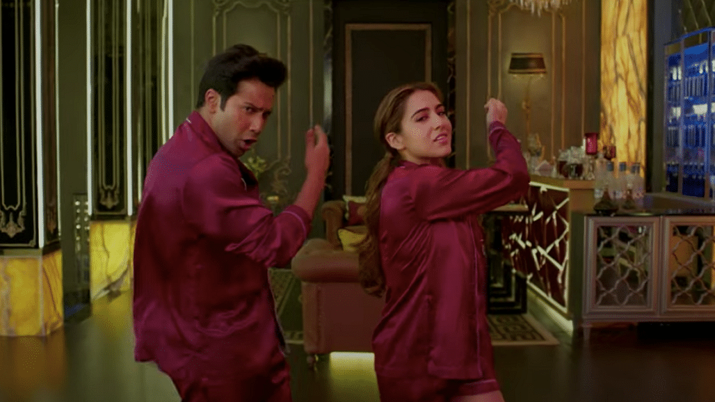 Coolie No 1: Varun, Sara Recreate 1995 Hit, 'Husnn Hai Suhaana'