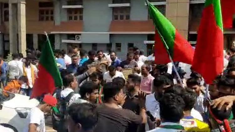 Sedition Case filed After Alleged Pro-Pak Slogans in Karnataka