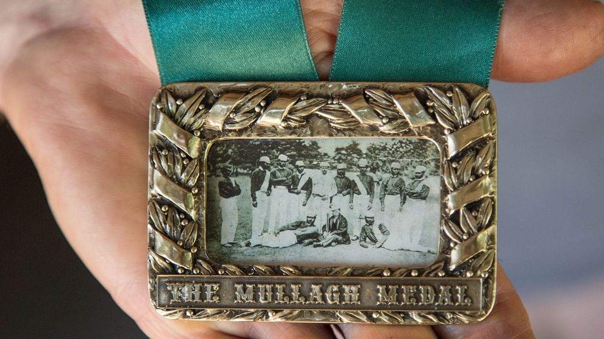 Player of the match in iconic Test will now be awarded the Johnny Mullagh Medal in tribute to leader of the 1868 Aboriginal tour to the UK