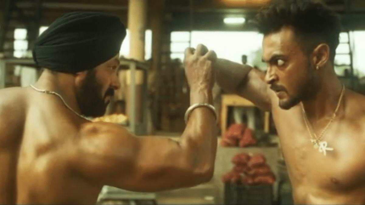 Salman Khan and Aayush Sharma Face off in 'Antim' Teaser