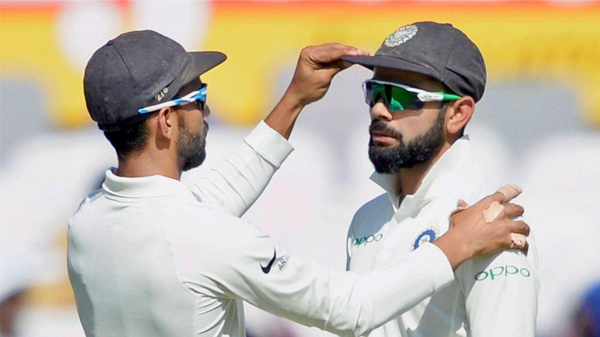 Ajinkya Rahane will captain India in the remaining three Tests after Virat Kohli departs for India.