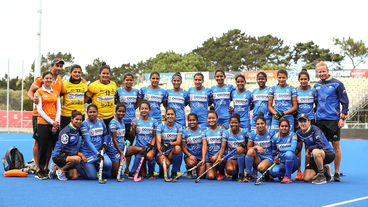 The Indian women's hockey team will return to competitive action in January vs Argentina.