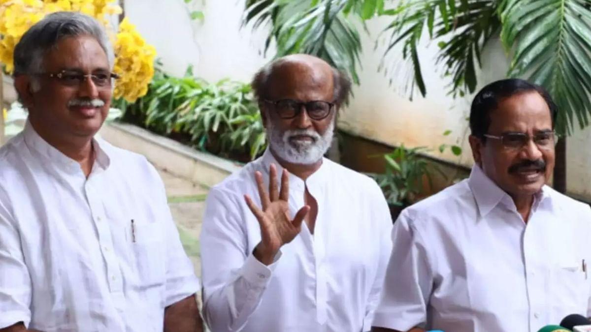 Tamil Aruvi Manian, Overseer of Rajinikanth's Team, Quits Politics
