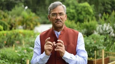 Uttarakhand CM Trivendra Singh Rawat Tests Positive for COVID-19