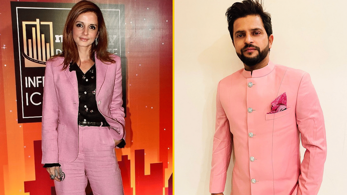 Sussanne Khan and Suresh Raina are among those who have been booked for violating COVID-19 restrictions.