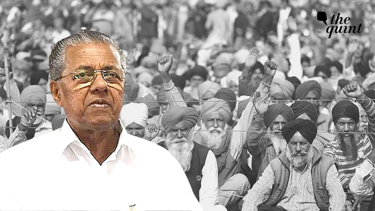 BJP MLA Denies Backing Kerala's Resolution Against Farm Laws