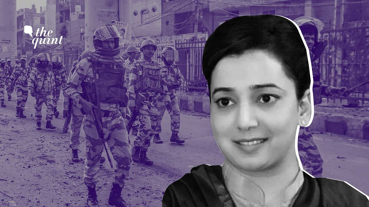 """""""Her clothes have been torn, her head smashed against the wall several times,"""" Ishrat's husband, Farhan Hashmi, had told The Quint on 22 December."""