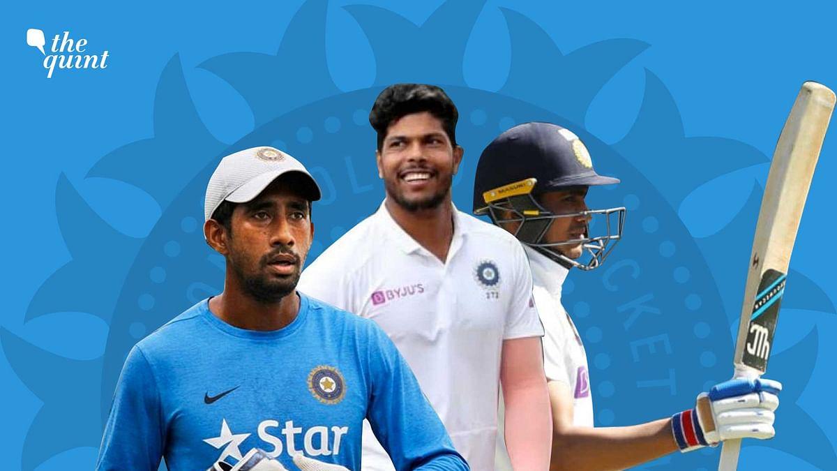 India begin their four-match Test series against Australia in Adelaide.