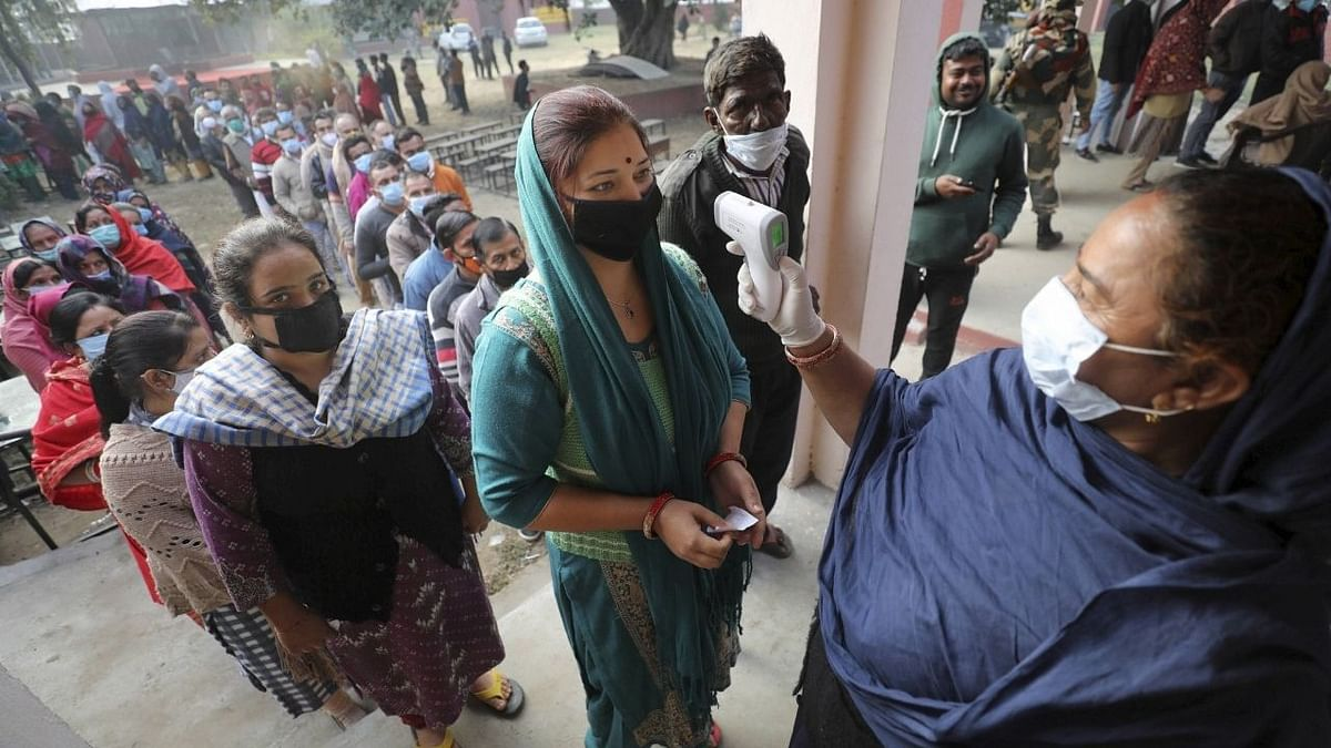 J&K DDC Polls: 57.22% Voter Turnout Recorded in Seventh Phase