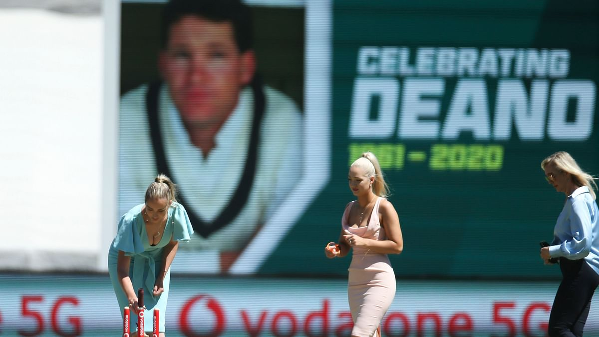 Dean Jones Remembered During Boxing Day Test at MCG