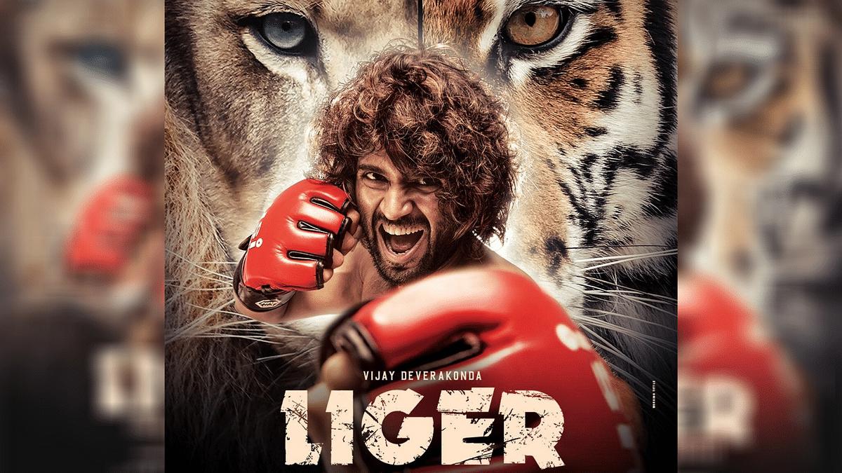 Vijay Deverakonda, Ananya Panday's Upcoming Film Titled 'Liger'