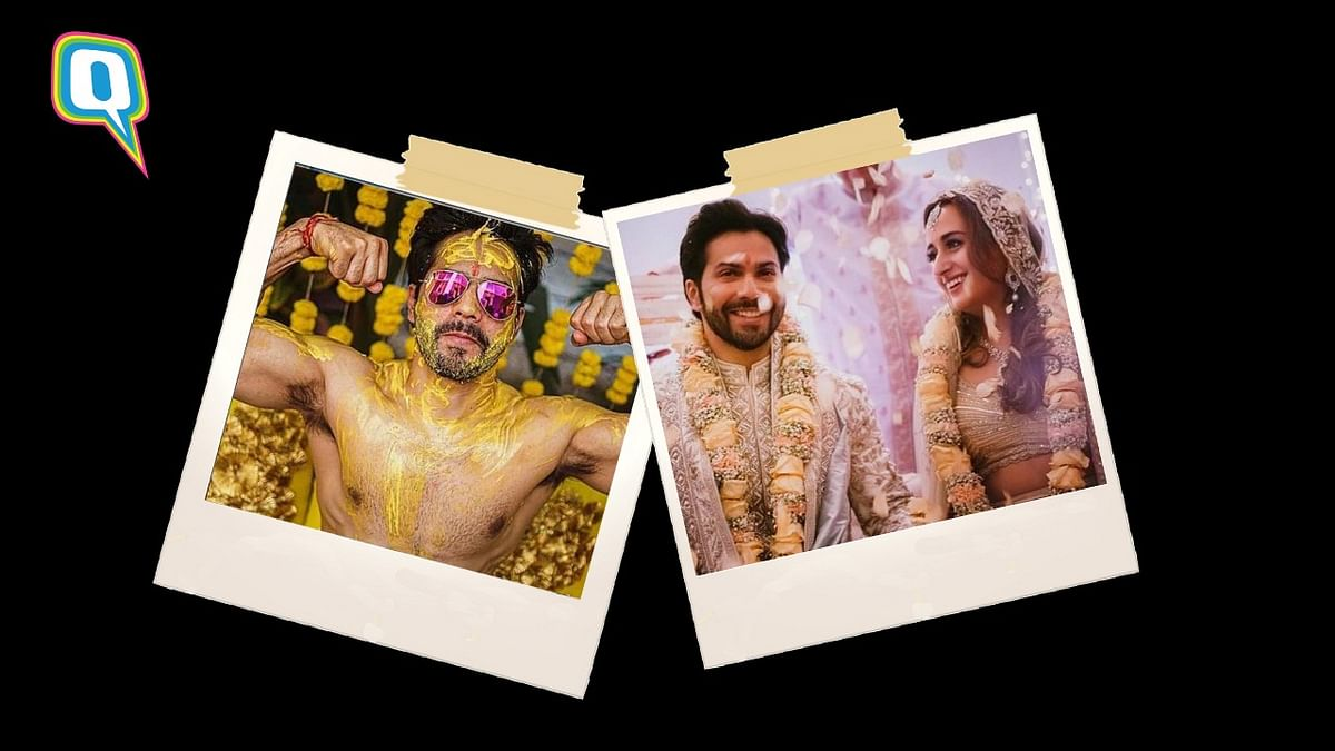Thoughts I Had Going Through Varun Dhawan's Shaadi Pictures