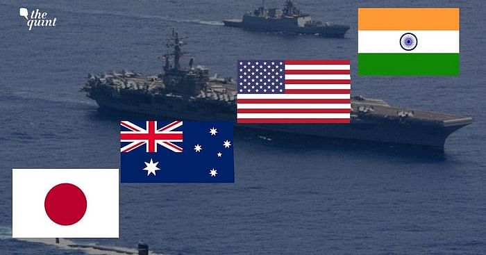 Quad's Focus on Indo-Pacific & Taiwan Shows Growing Unity Against China |  OPINION